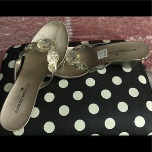 Woman's Wedge Heel Sandal